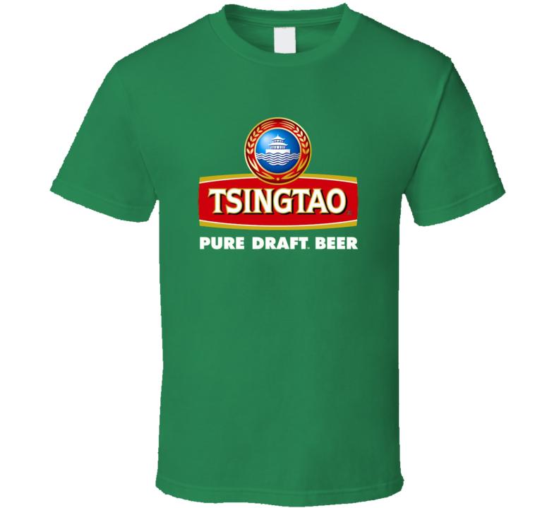 Tsingtao Chinese Beer T Shirt
