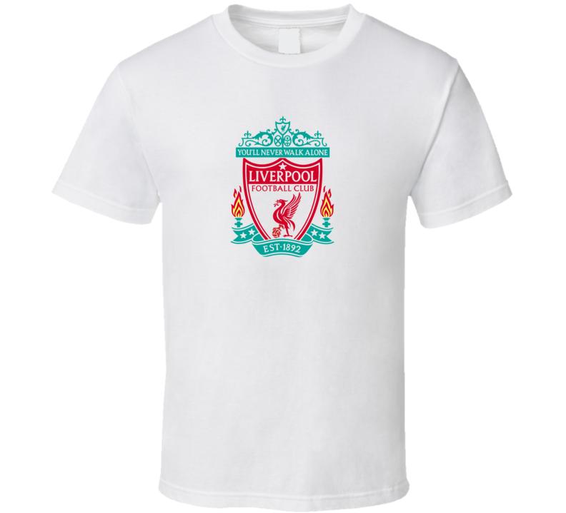 Liverpool FC football club t shirt