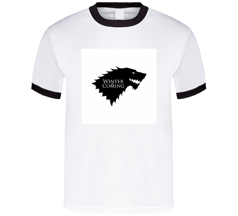 Game of Thrones Winter is Coming T Shirt