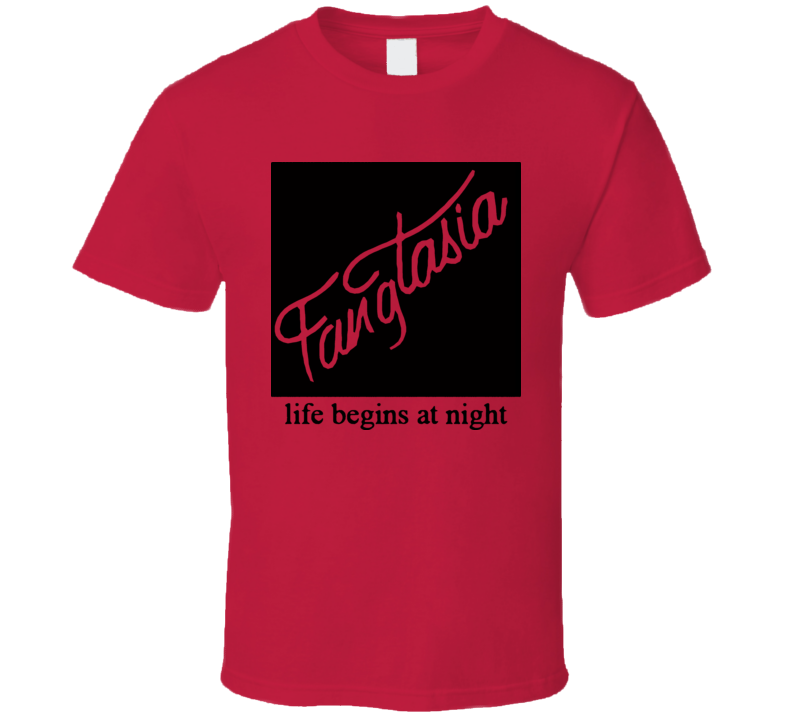 Fangtasia True Blood Vampire T Shirt