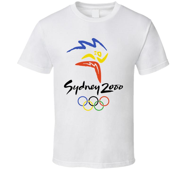 Sydney 2000 Summer Olympics  T Shirt