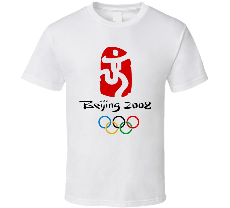 Beijing 2008 Summer Olympics T Shirt