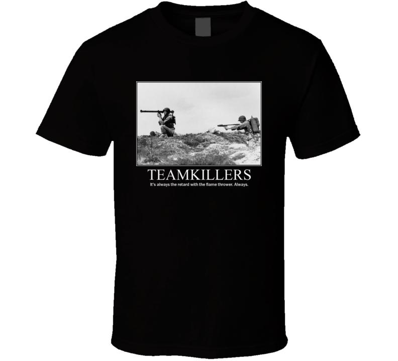 Funny War T Shirt