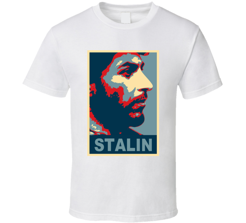 Stalin Poster T Shirt