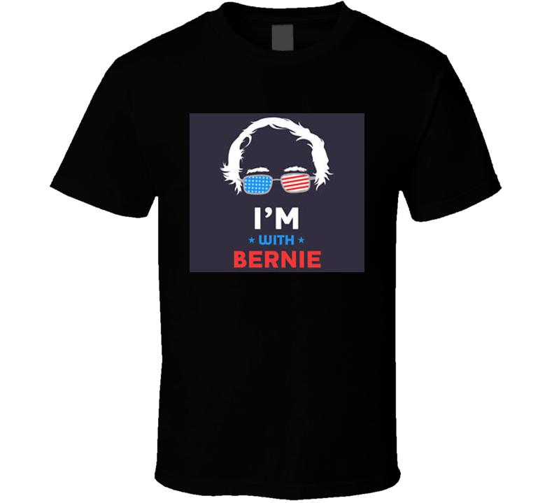 I'm With Bernie Sanders  2016 Tshirt