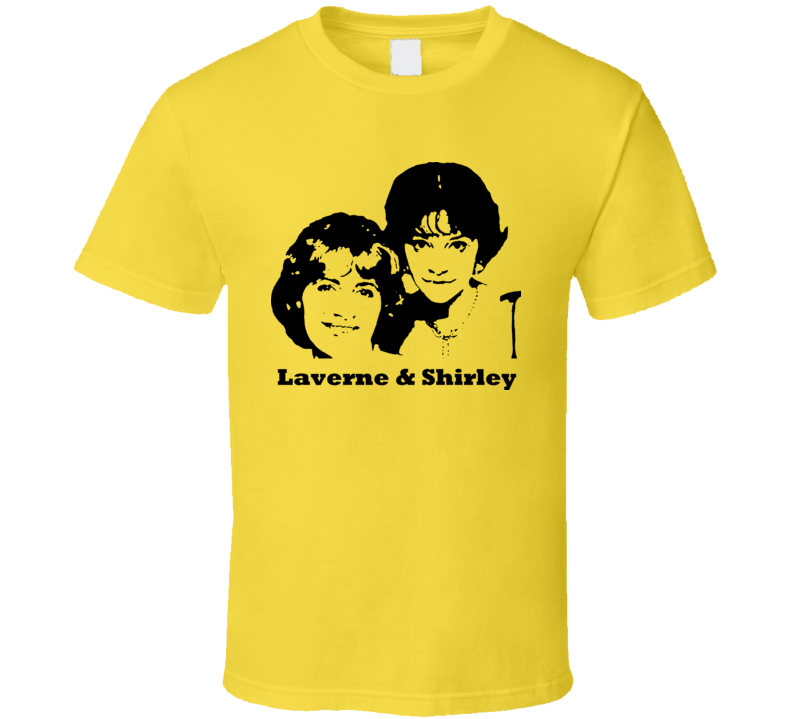 Laverne And Shirley Penny Marshall T Shirt