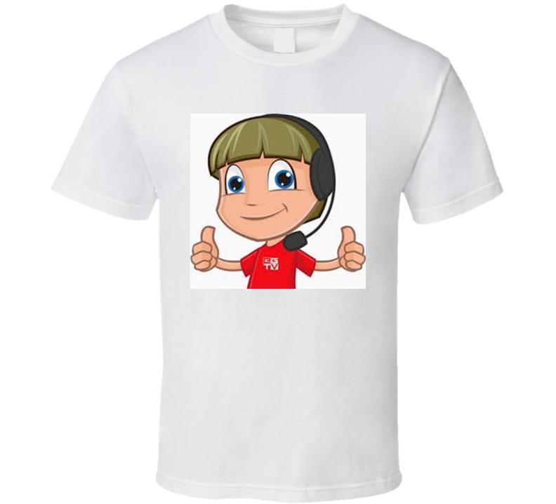 Roblox Ethan Gamer TV T Shirt