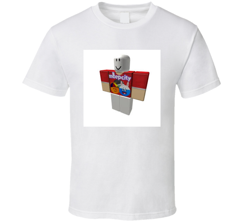 Roblox Meep City Guest T Shirt