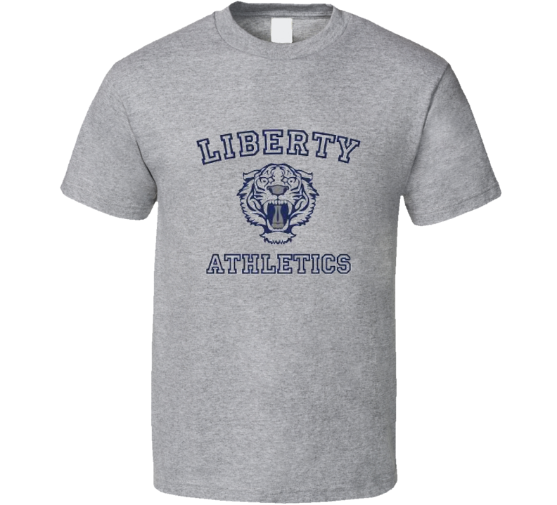 13 Reasons Why Sports Liberty Athletics Netflix T Shirt