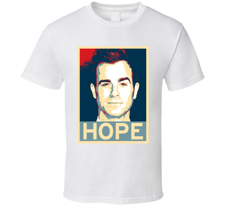 Justin Therox The Left Overs The Book Of Kevin Garvey Hope T Shirt