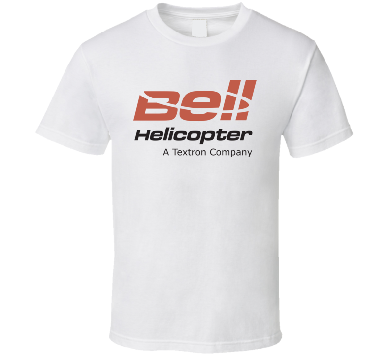 Bell Helicopter T Shirt