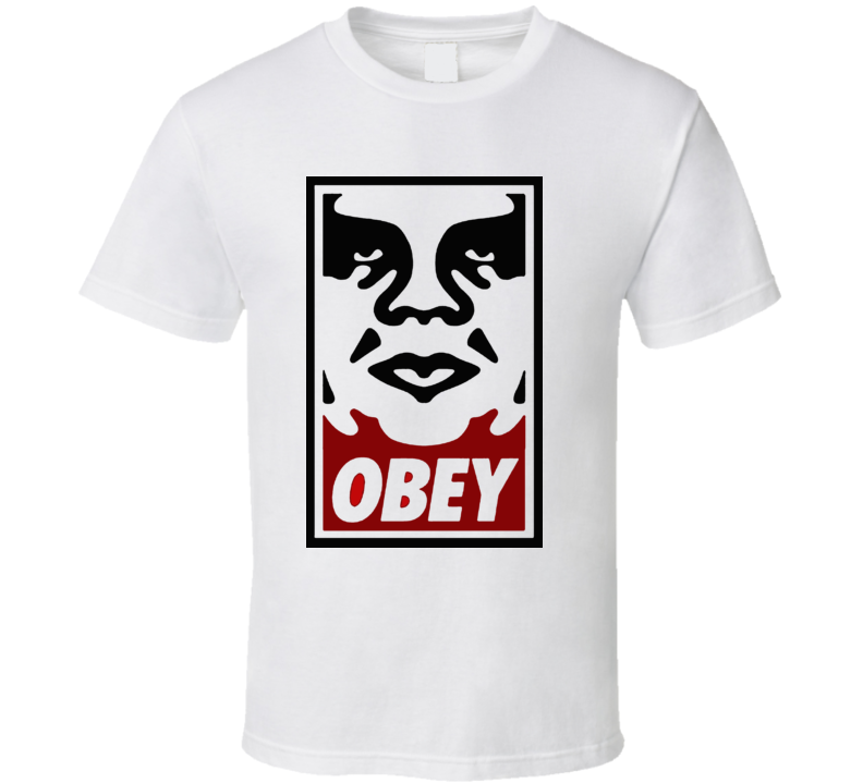 Andre The Giant Obey Wrestling Legend T Shirt