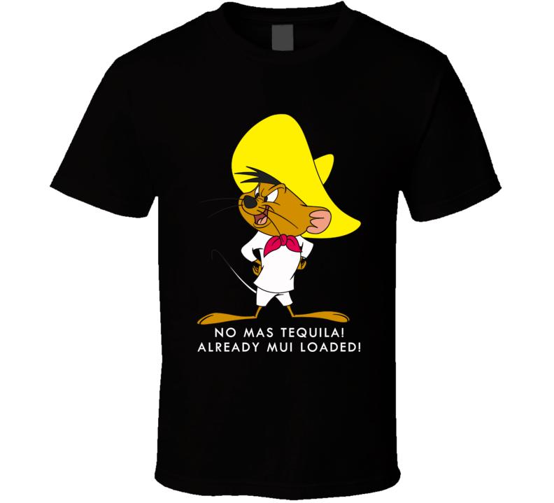 Speedy Gonzales Loony Toons Cartoon T Shirt
