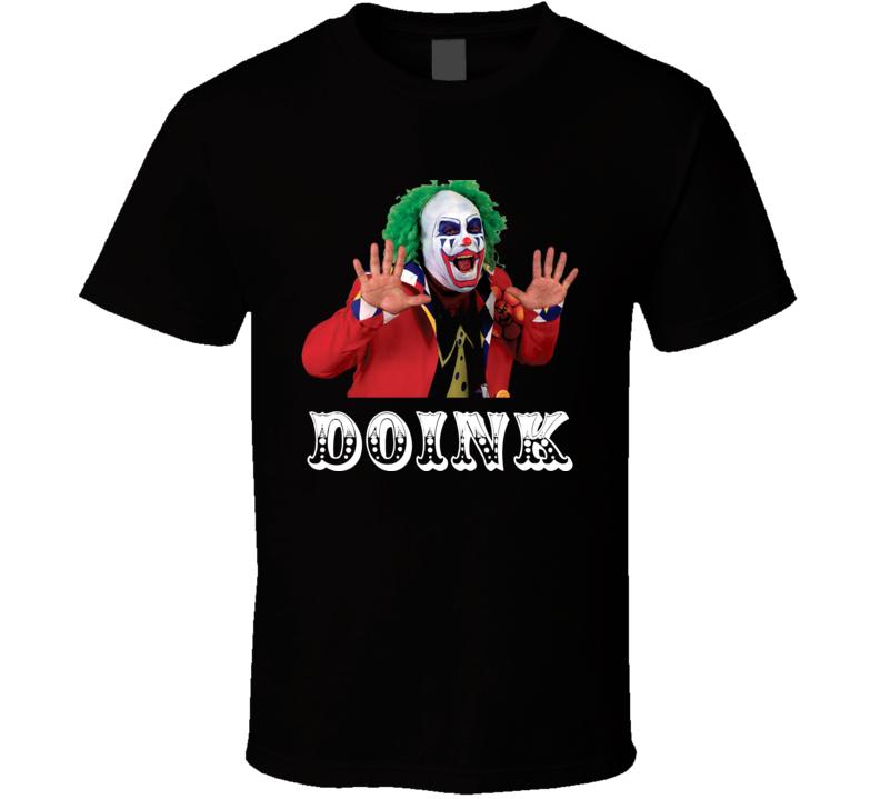 Doink The Clown Wrestling Legend T Shirt