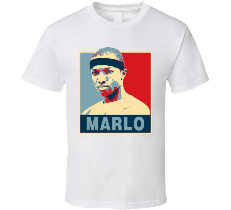 The Wire Marlo Stanfield T Shirt