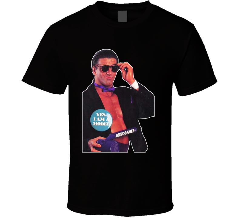 Rick The Model Martel Wrestling Legend T Shirt