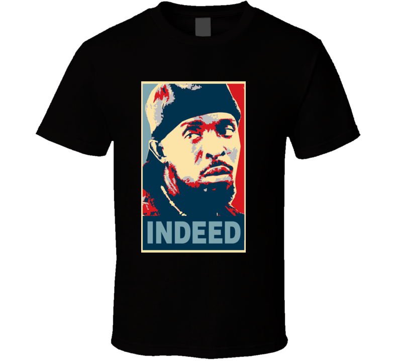 The Wire Omar Indeed T Shirt