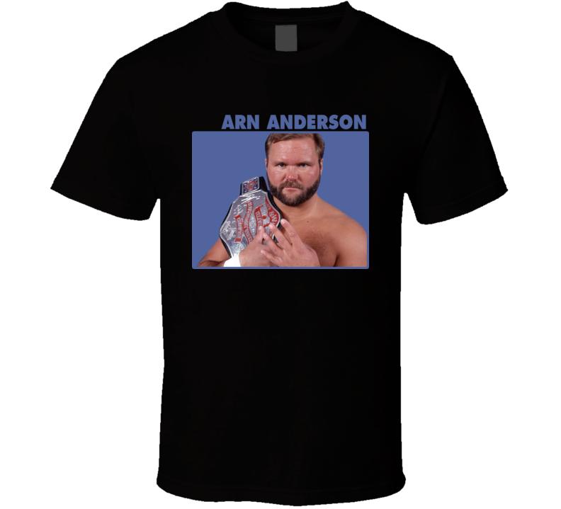 Arn Anderson Four Horsemen Wrestler T Shirt