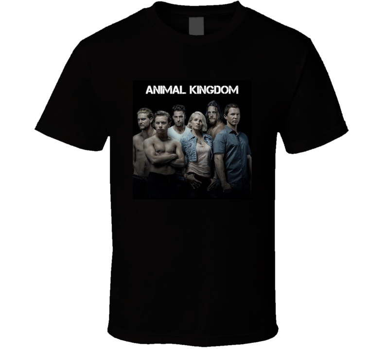 Animal Kingdom Cast Photo Popular Tv Show Fan T Shirt