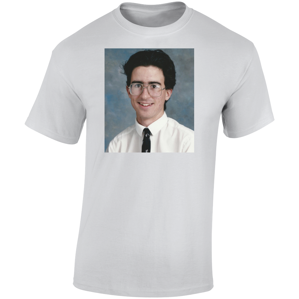 Last Week Tonight With John Oliver Year Book T Shirt