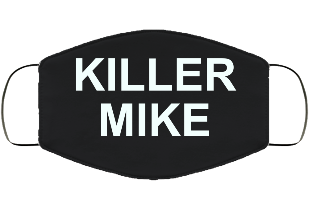 Killer Mike Mask Face Mask Cover