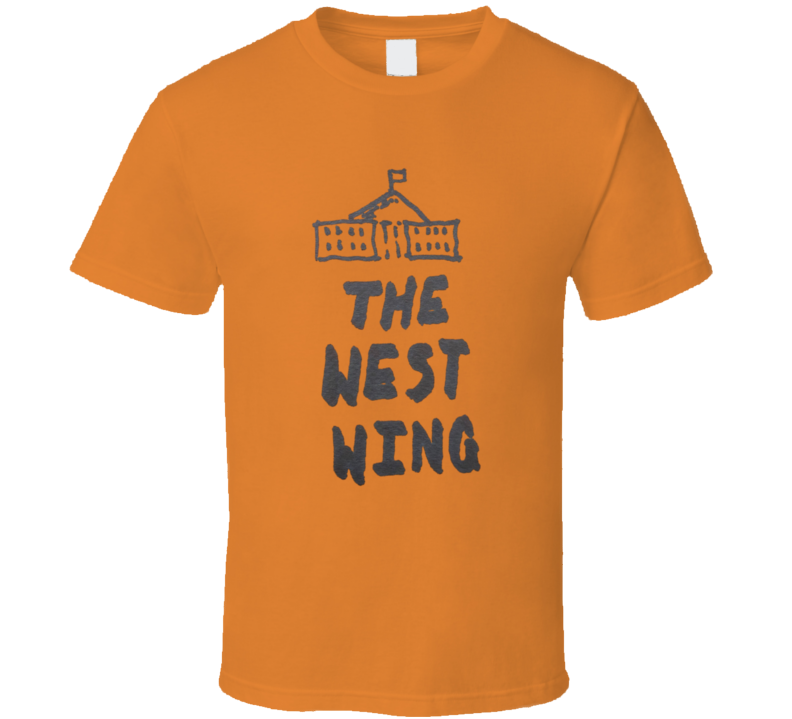 The West Wing 2020 President Ye T Shirt