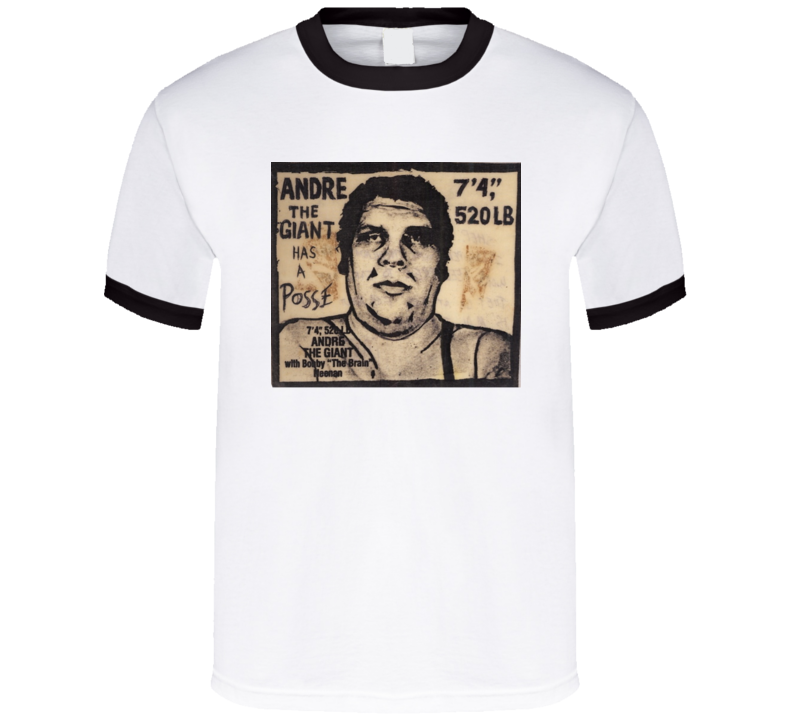 Andre The Giant Has A Posse T Shirt
