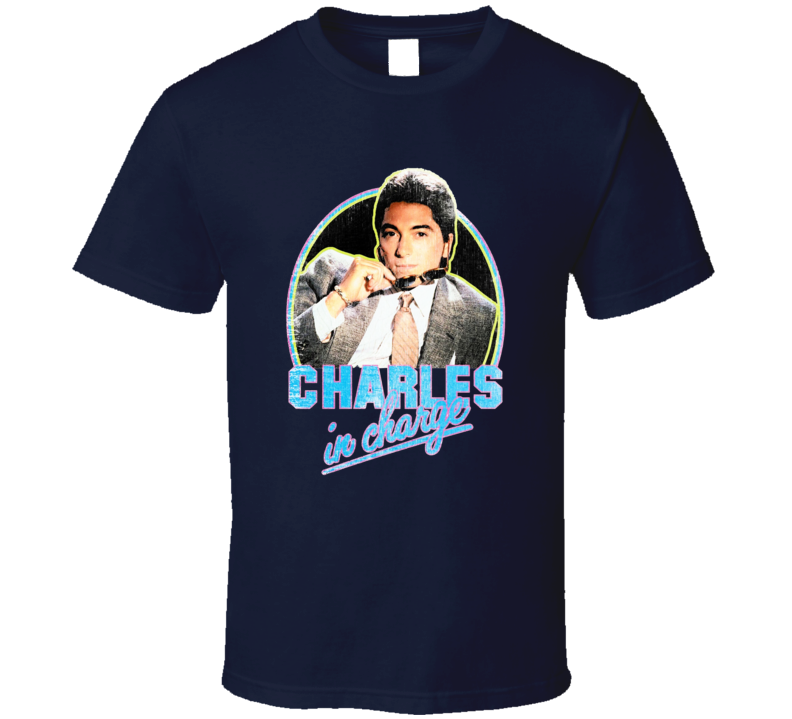 Charles In Charge T Shirt