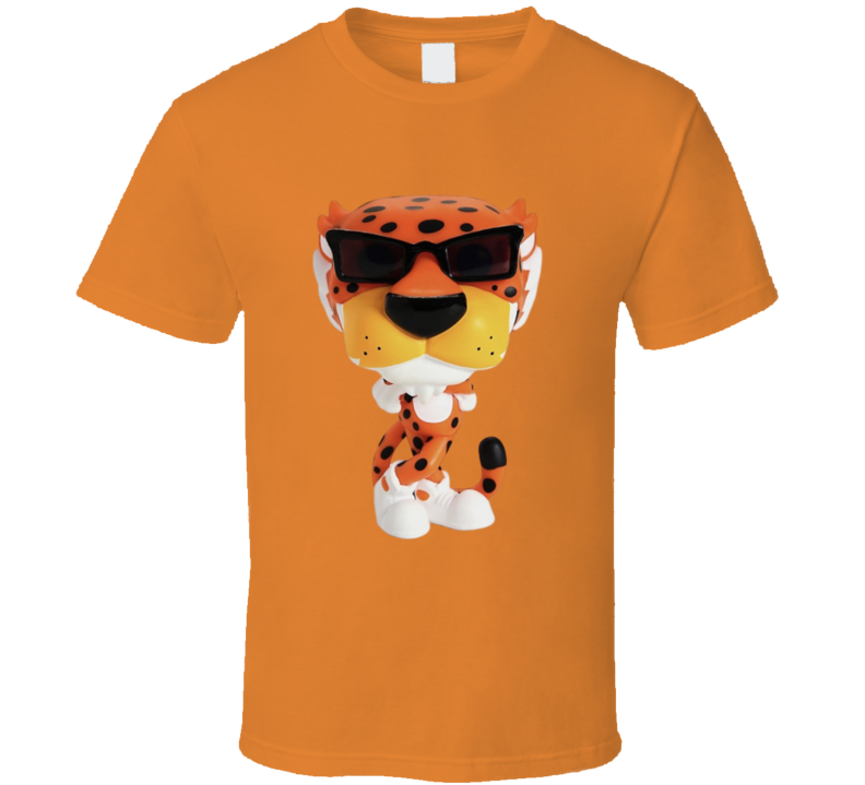 Chester Cheetah Cheetos Snack T Shirt