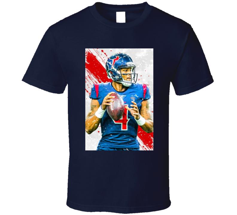 Deshaun Watson Houston Quarterback T Shirt