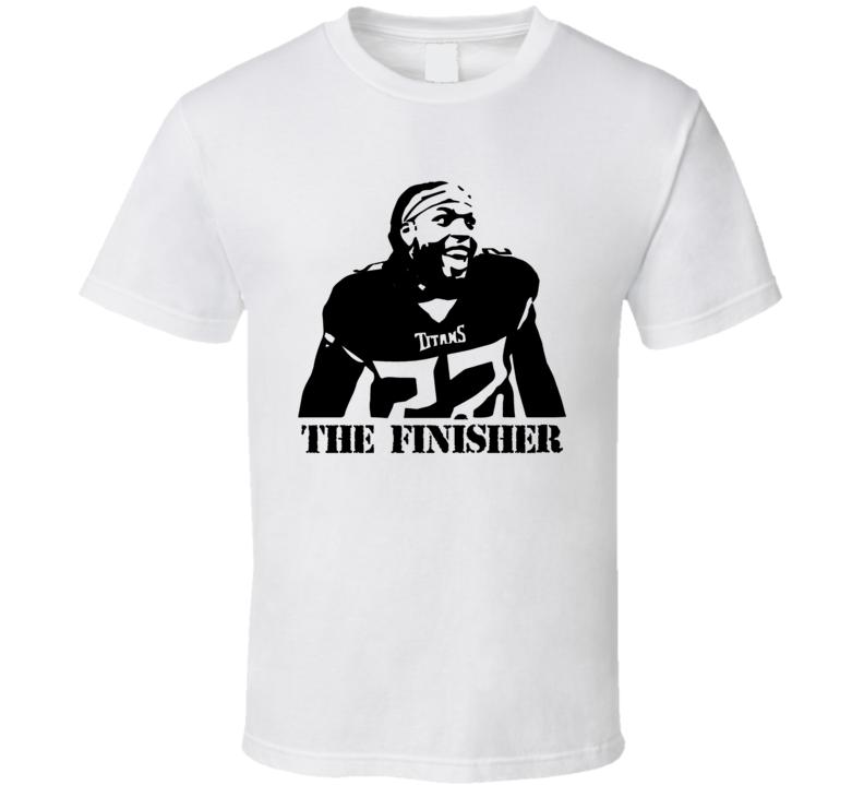 Derrick Henry The Finisher Tennessee Football Fan T Shirt