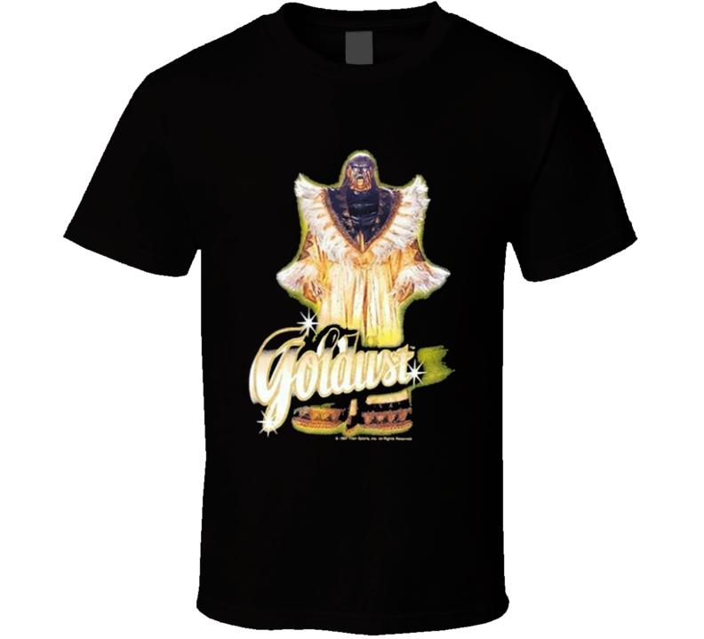 Goldust Popular Wrestler Sports Fan T Shirt
