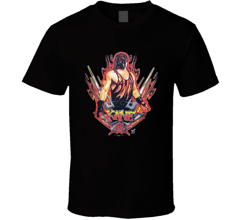 Kane Popular Wrestler Fan T Shirt
