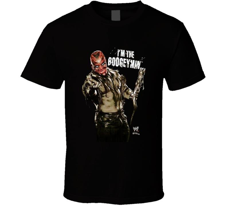The Boogeyman Popular Wrestler Sports Fan T Shirt
