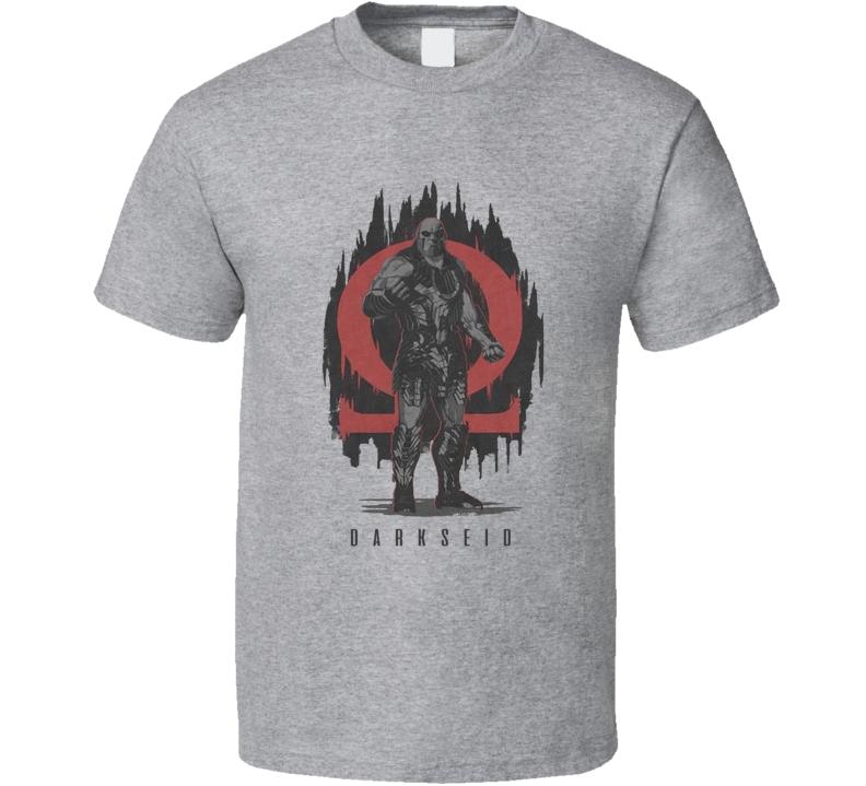 Snyder Cut Justice League Darkseid T Shirt