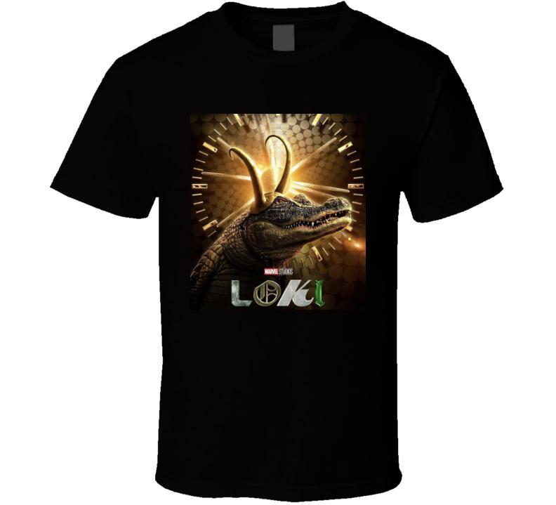 Alligator Loki Variant T Shirt