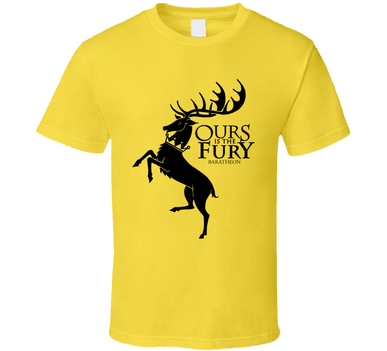 Game Of Thrones House Of Baratheon T Shirt