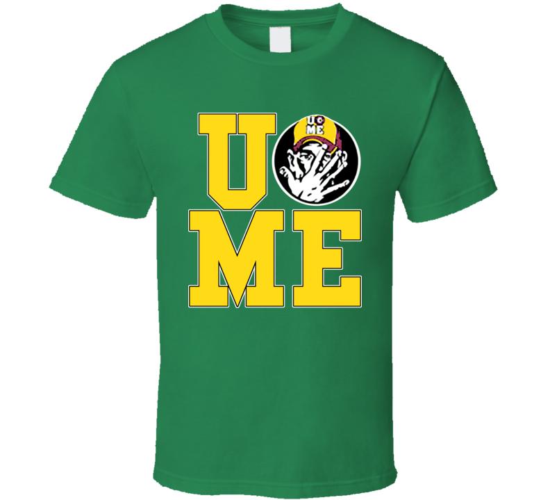 John Cena You Cant See Me Logo T Shirt