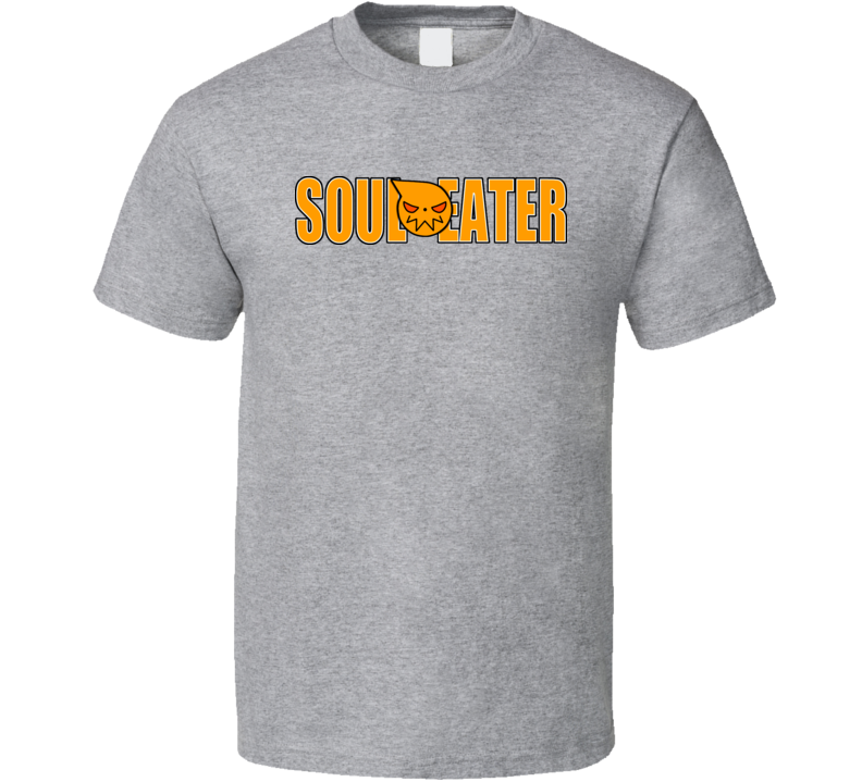 Soul Eater Death Weapon Meister Academy Anime T Shirt
