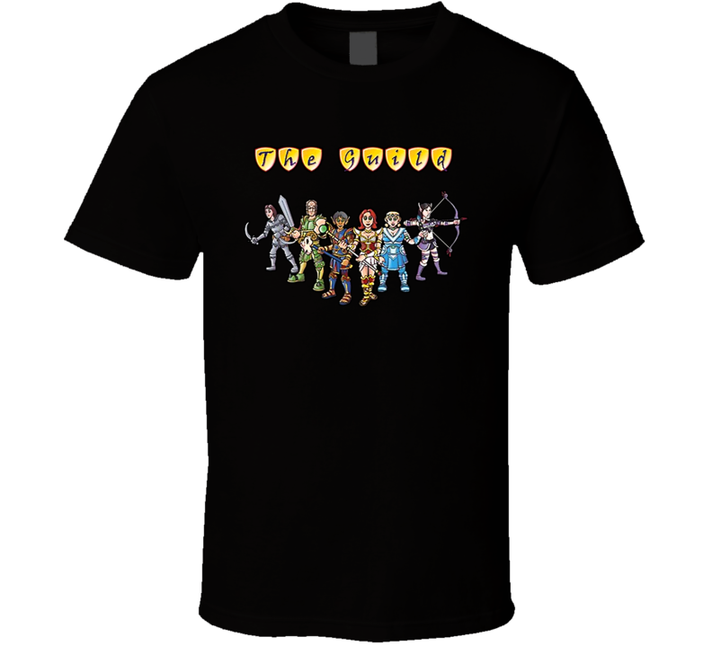 The Guild Cyd Sherman Codex Web Show T Shirt