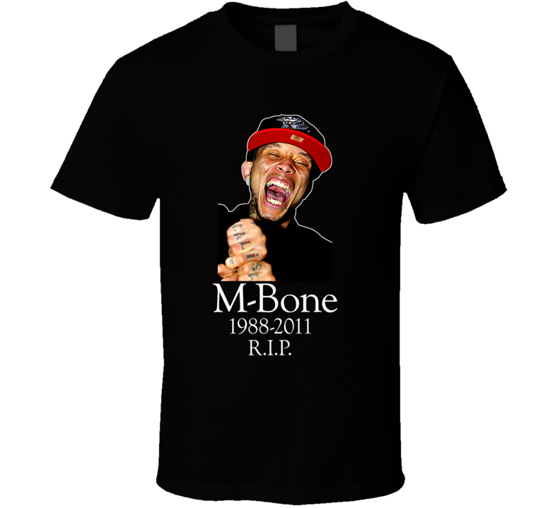 M bone Rip Tribute Cali Swag District T Shirt