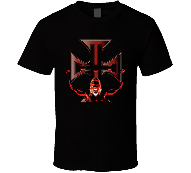 Triple H Logo Hunter Hearst Helmsley Wrestler T Shirt