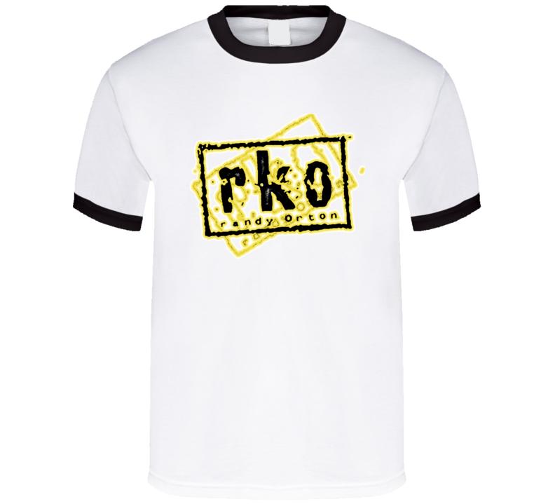 Randy Orton Rko Destiny Legend Wrestler T Shirt