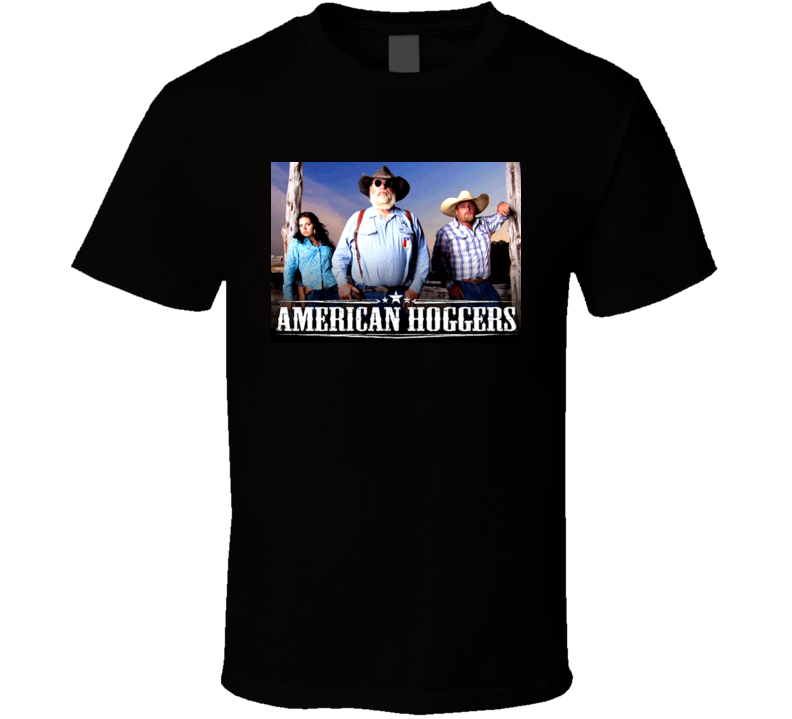 American Hoggers Hunters Campbell T Shirt