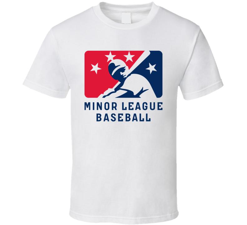 Minor League Baseball Retro T Shirt