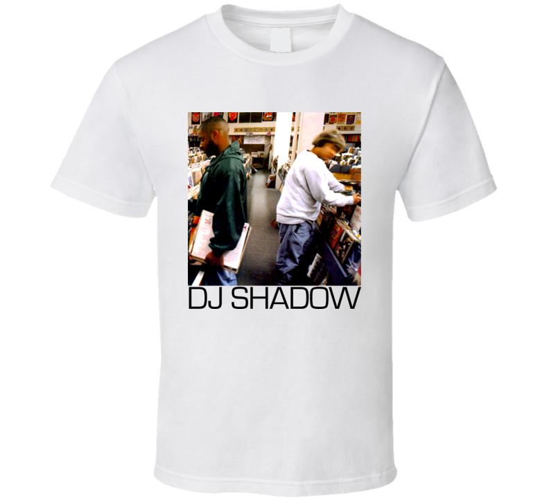 Endtroducing Dj Shadow T Shirt