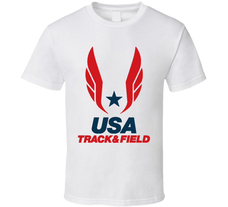 Usa Track And Field America T Shirt