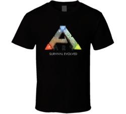 Ark Survival Evolved Logo T Shirt