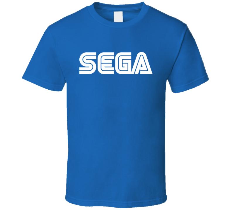 SEGA Logo T Shirt