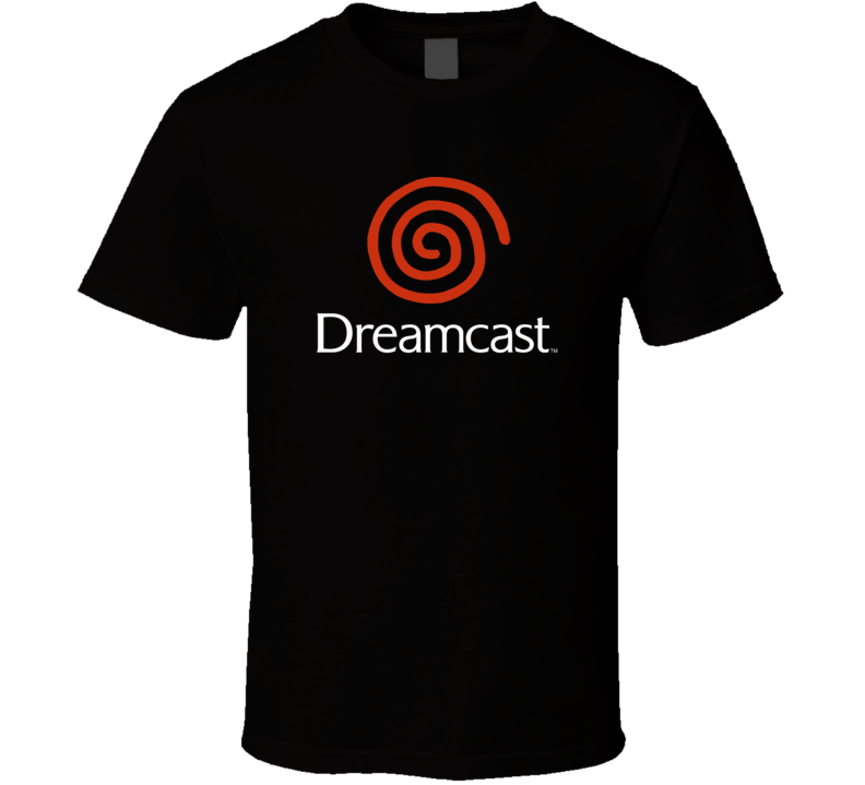 Dreamcast Light Logo T Shirt